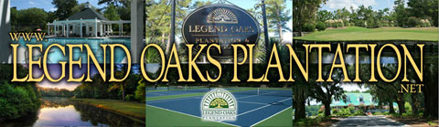 Legend Oaks Plantation, Summerville, SC Real Estate